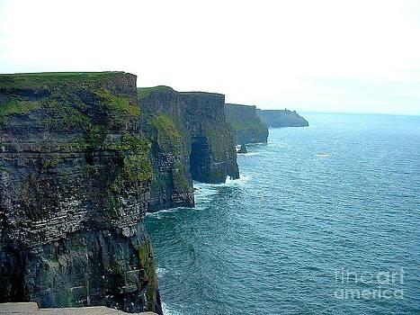 Cliffs of Mohr by Greg Cross
