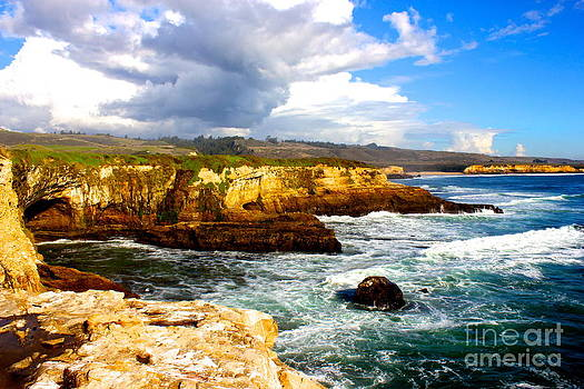 Cliffs by Shannan Peters