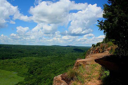 Cliffside Vista by Stephen Melcher