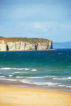 Clifton Beach Tasmania by Glen Johnson