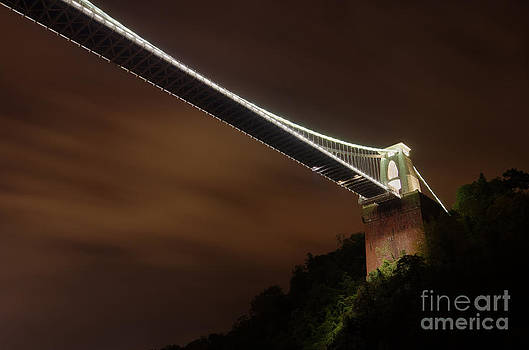 Clifton suspension bridge by Steev Stamford