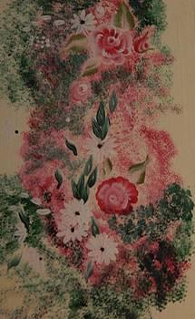 Linda Gonzalez - Climbing roses