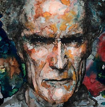 Clint Eastwood by Laur Iduc