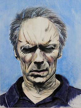 Clint Eastwood by Josh Lerch