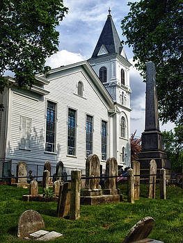 Clinton Cemetery by Wayne Gill