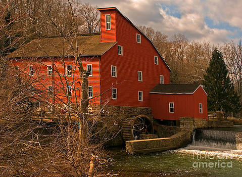 Clinton Mill by Robert Pilkington