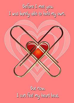 Clip Hearts by Douglas Martin