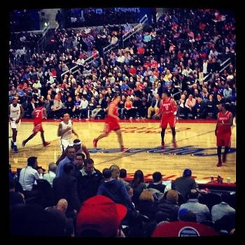 Clippers / Rockets by Brian Kalata