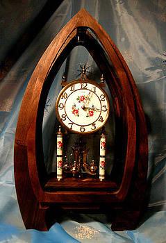 Clock 12 by Ivan Rijhoff
