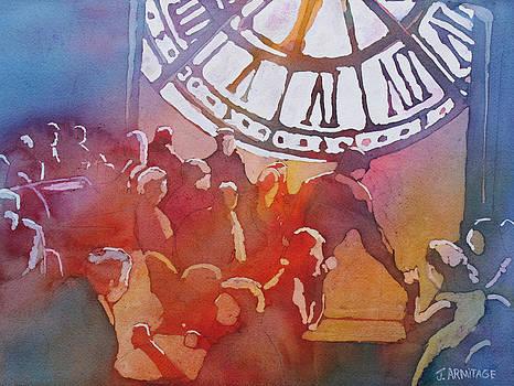 Jenny Armitage - Clock Cafe