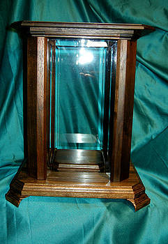 Clock case by Ivan Rijhoff