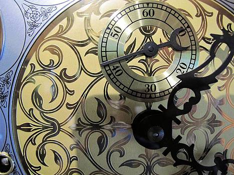 David Rich - Clock Face Detail