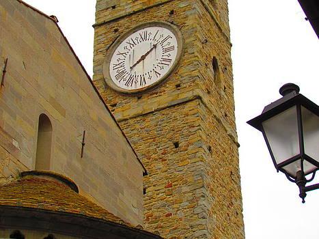 Clock Tower by Francesco Plazza