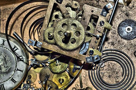 Cindy Nunn - Clock Works