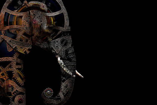 David Balber - Clockwork Elephant