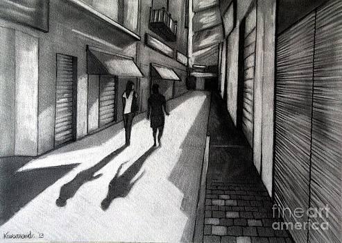 Closed Shops by Kostas Koutsoukanidis