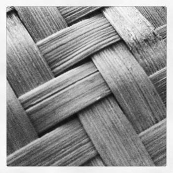 CloseUp Bamboo Weave by Brett Smith