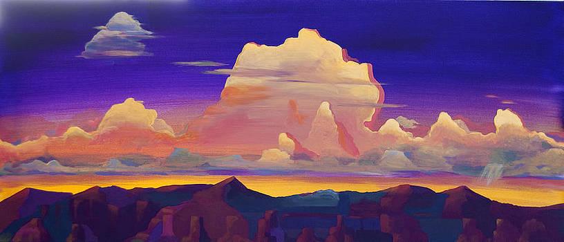 Cloud by Barry Shereshevsky