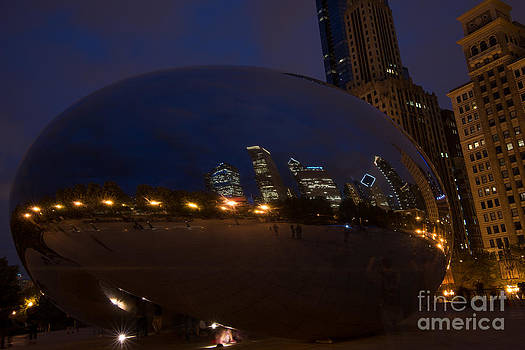 Cloud Chicago by Will Cardoso