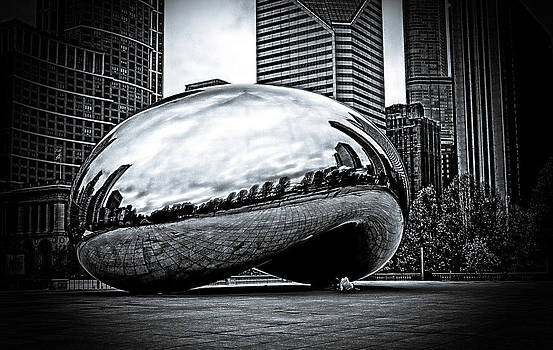 Frank Winters - Cloud Gate Chicago 2014
