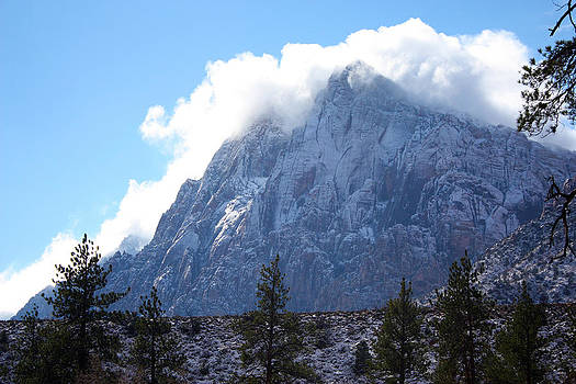 Cloud Mountain by Dennis Galloway