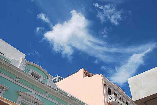Cloud play by Catherine Kurchinski