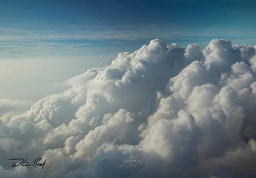 Cloud Tops 10 by William Reek