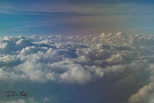 Cloud Tops 8 by William Reek