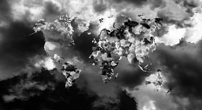 Hakon Soreide - Cloud World Map