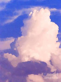 Cloudburst by Diane Miller