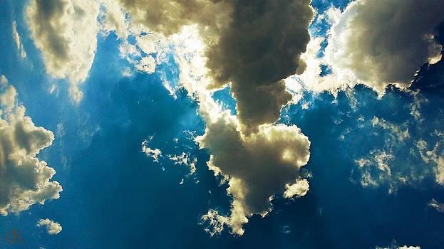 Clouds by Daniel Sallee