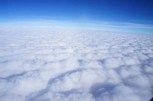 Clouds II by Kristine Bogdanovich