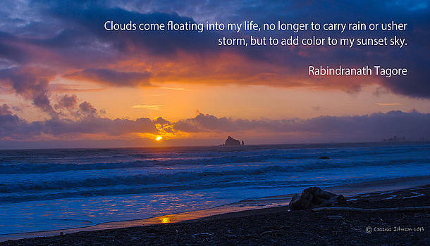 Clouds in Life by Cassius Johnson