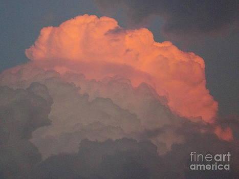 Clouds by Karolina Olszewska