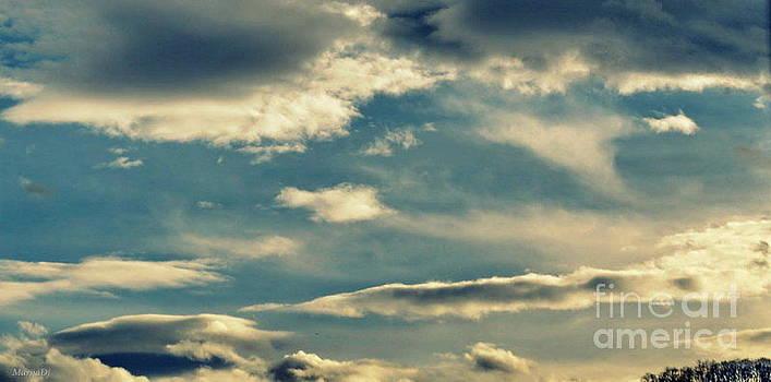 Clouds by Marija Djedovic