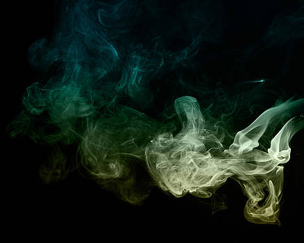 Clouds of Smoke by Cecil Fuselier