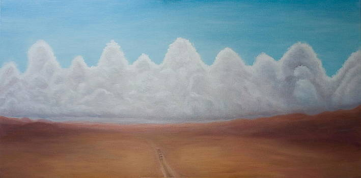 Clouds on the Horizon by Stephen Degan