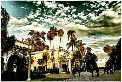 Clouds Over Balboa by Frank Garciarubio