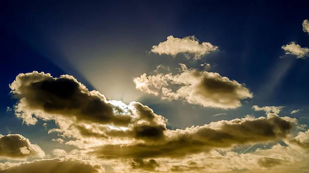 Alexandre Martins - Clouds Over Lisbon