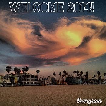 #clouds #venicebeach by Stacy C