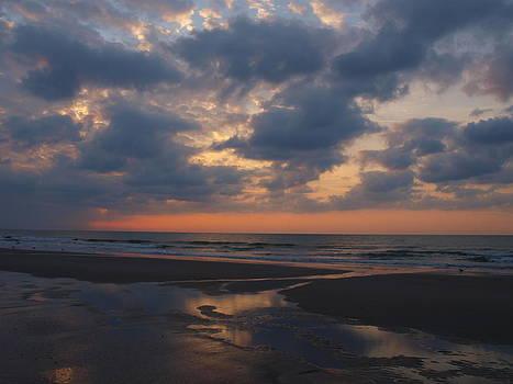 Cloudscape - April Dawn by Kathleen Palermo