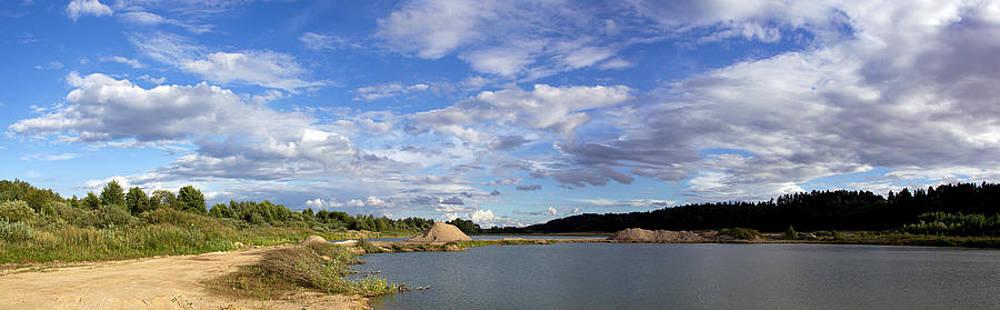 Ramunas Bruzas - Cloudscape Panorama