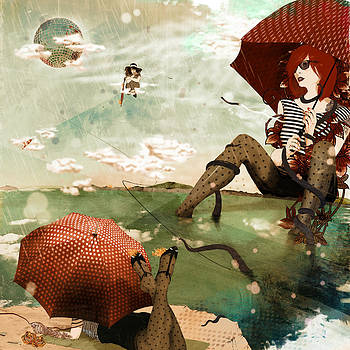 Cloudwalkers Two by Stephan Parylak