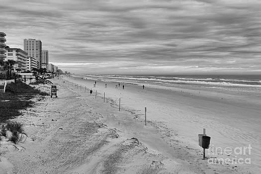 Deborah Benoit - Cloudy Beach Morning
