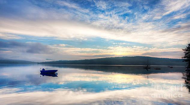 Jo Ann Snover - Cloudy summer sunrise