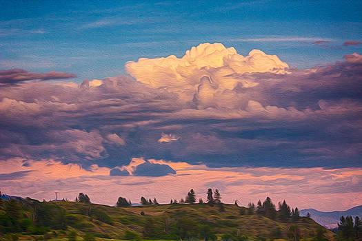 Omaste Witkowski - Cloudy Sunset