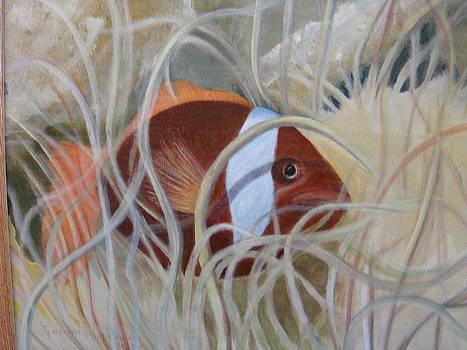Clown Fish by Teresita Hightower