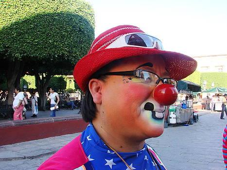 Clown by Michael Kovacs