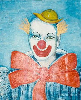 Clown by Pirsens Huguette