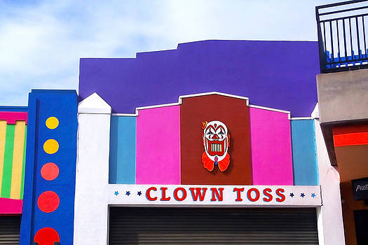 Art Block Collections - Clown Toss